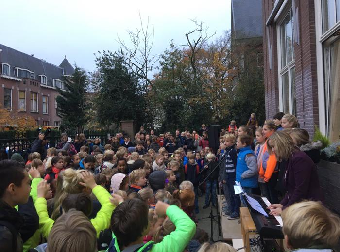 Kralingsche School Hugo de Jonge vereniging onafhankelijk zelfstandig