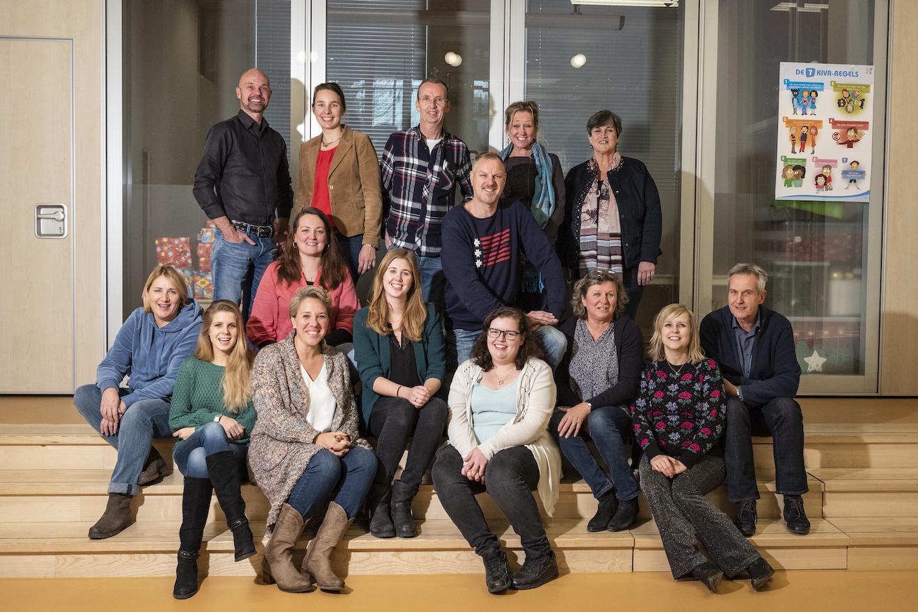Leerkrachten juffen meesters basisschool onderwijs vacatures Rotterdam