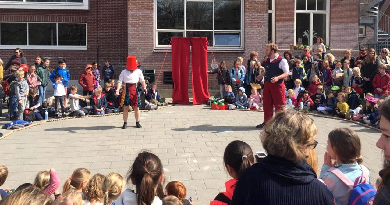 Vacature leerkracht onderwijs juf meester Kralingsche School Rotterdam